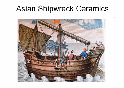 Peter White - Asian Shipwreck Ceramics