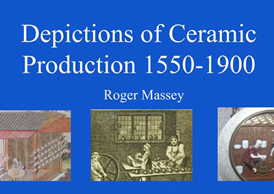Roger Massey - Depictions of Ceramic Production 1550-1900
