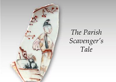 Jacqui Pearce - Parish Scavenger's Tale