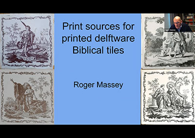 Roger Massey - The sources of some of Sadler printed tiles