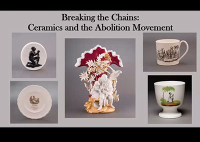 Ron Fuchs Breaking the Chains - Ceramics and the Abolition Movement